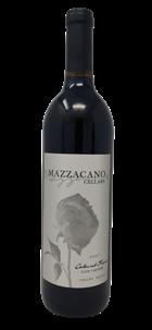 2017 Mazzacano Cabernet Franc, Olsen Vineyards