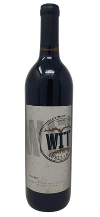 2017 WIT Cellars Malbec, Northridge Vineyard