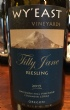 2015 Tilly Jane Riesling