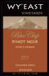 2015 Pinot Noir Blue Chip