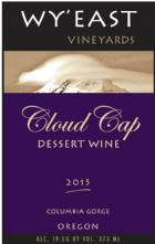 2015 Cloud Cap Select